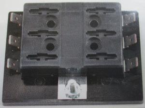 fuse block 6 circuit 30 amp ATC K-Four