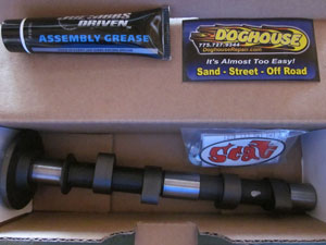 "camshaft only 573""L x 324D 1.4 or 1.5:1 Scat Hard-Core c-85"