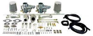 carb kit dual 34 for type 1 engines single port Empi EPC