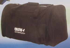 Gear Bag - Macho Gym Bag - Crow
