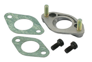 adapter plate 30 pict carb onto a 34 1300/1600  manifold
