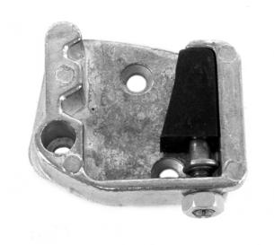 door striker plate bug right side 60 to 64 Empi