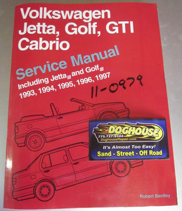book bentley jetta golf gti cabrio 93 to 97