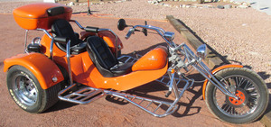 2005 Rewaco Chopper Series HS4 w/ 1600 - ready to go home
