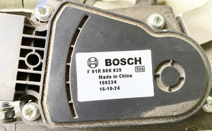 throttle pedal CVT 81 kW RF rewaco