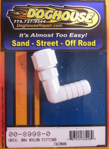 pcv elbow for air cleaner - universal fit all