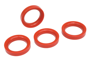grease seal set front end link pin red urethane Bugpack Empi