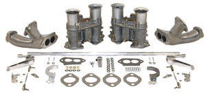 carb kit dual 51 for type 1 engines w/ race manifolds Empi EPC-51 hex - enlarged