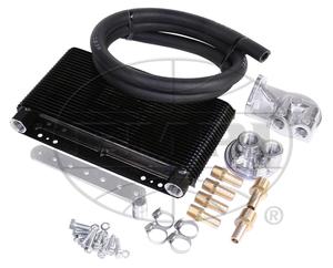 oil cooler flat 72 plate univ comp kit Empi