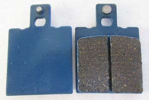 Disc brake pads set fits HS, FX & RF style Fronts - Rewaco - Germany