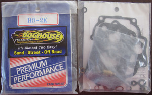 carburetor gasket set Holley bug spray USA