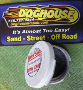 ring seal powder for quick seating of rings - Total Seal Quickseat