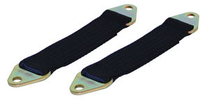"limit strap pair 20"" in black - Empi double"