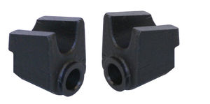 clevis mount set for limit straps - forged pair Empi