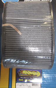 """air filter element for 5 1/2 x 9 x 6"""" tall assembly Empi"""
