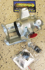 brake caliper for FX, RF, CT & HS models with discs, Left side only