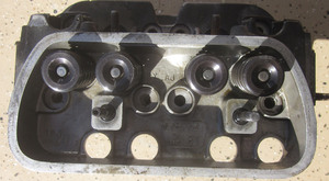 cylinder head set for 94's w/ porting by AJ Sims & more