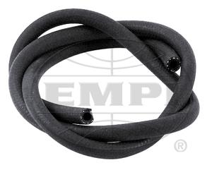 """hose 1/2"""" id high temp/ high press oil line / breather hose - 5' Empi"""