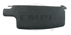 sun visor set black bug 65-77 pair Empi