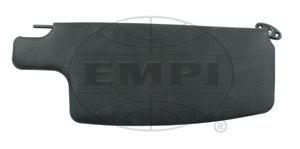 sun visor set black bug 65-77 pair Empi
